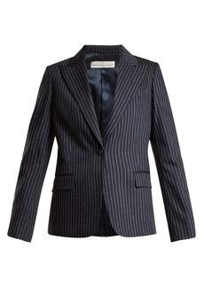 Golden Goose Deluxe Brand Venice pinstripe tailored jacket