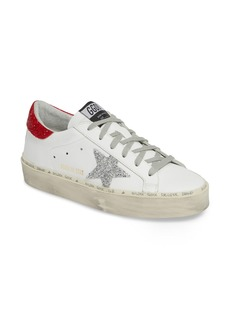 Golden Goose Hi Star Embellished Sneaker (Women)