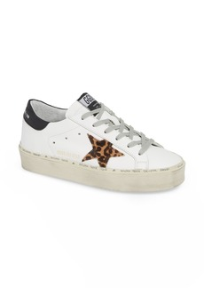 Golden Goose Hi Star Genuine Calf Hair Platform Sneaker (Women)