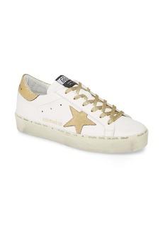 Golden Goose Hi Star Metallic Platform Sneaker (Women)