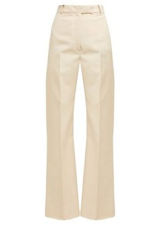 Golden Goose High-rise flared trousers
