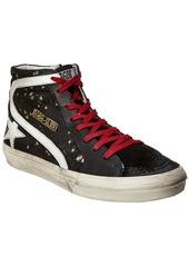 Golden Goose Leather Slide Sneaker