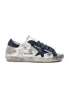 Golden Goose Leather Superstar Sneakers