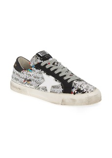 Golden Goose May Flip Sequin Sneaker (Women)