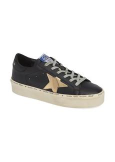 Golden Goose Metallic Star Low-Top Sneaker (Women)
