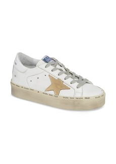 Golden Goose Metallic Star Low Top Sneaker (Women)