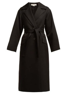 Golden Goose Single-breasted wool trench coat