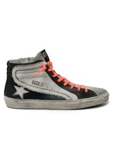 Golden Goose Slide High Top Sneaker (Men)