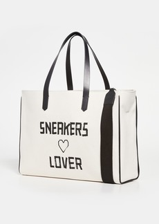 Golden Goose Sneakers Lover Tote