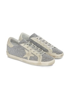 Golden Goose Superstar Crystal Embellished Sneaker (Women)