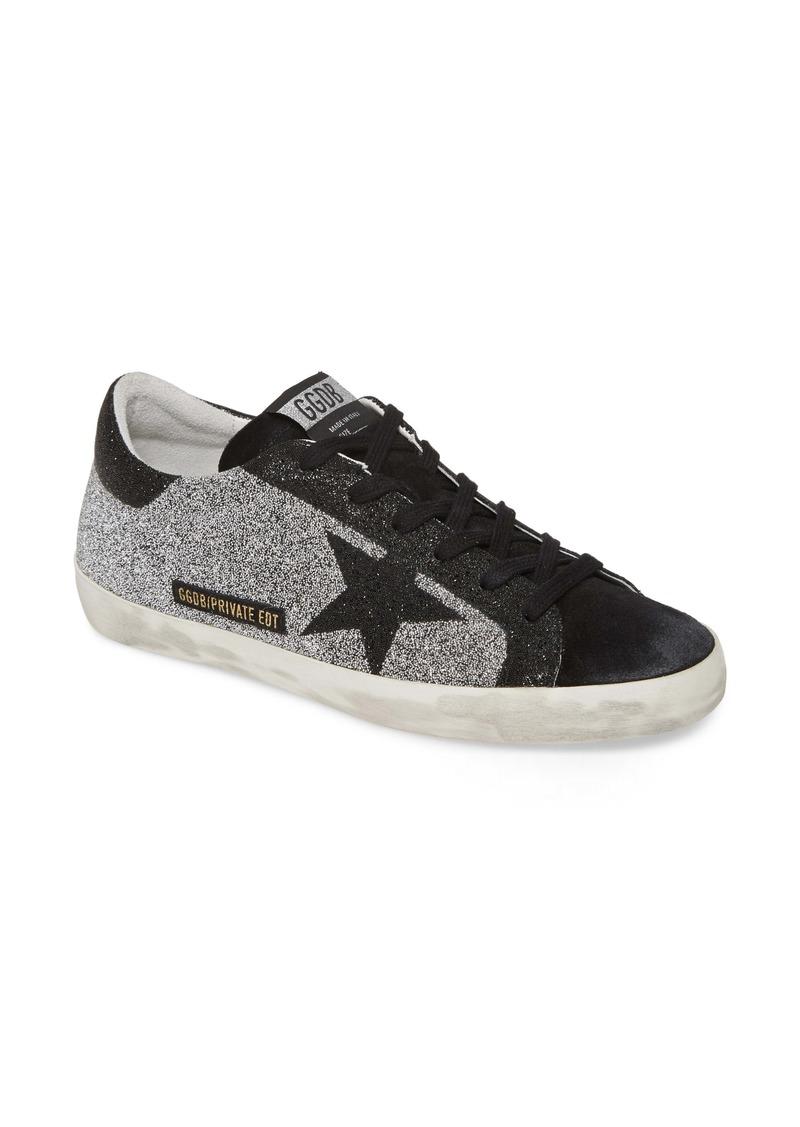 Golden Goose Superstar Swarovski Crystal Embellished Sneaker (Women)