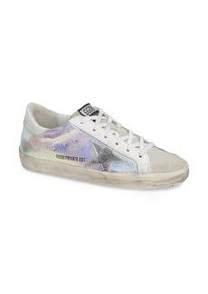Golden Goose Superstar Crystal Embellished Sneaker (Women) (Nordstrom Exclusive)