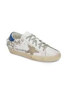 Golden Goose Superstar Embellished Sneaker (Women)
