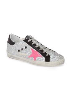 Golden Goose Superstar Glitter Sneaker (Women)
