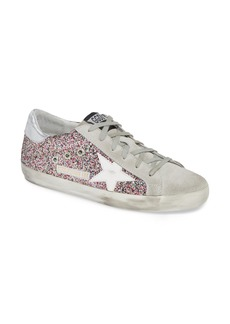 Golden Goose Superstar Glitter Sneaker (Women) (Nordstrom Exclusive)