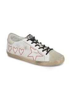 Golden Goose Superstar Heart Sneaker (Women)
