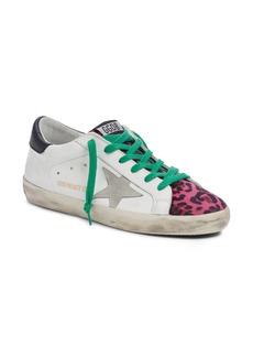 Golden Goose Superstar Leopard Print Sneaker (Women) (Nordstrom Exclusive)