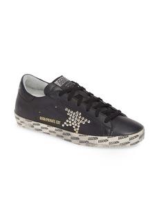Golden Goose Superstar Studded Sneaker (Women) (Nordstrom Exclusive)