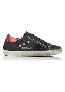 Golden Goose Women's Superstar Canvas Sneakers