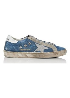 Golden Goose Women's Superstar Denim Sneakers
