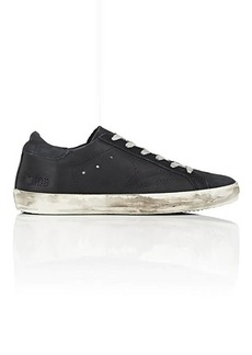 Golden Goose Women's Superstar Leather & Nubuck Sneakers