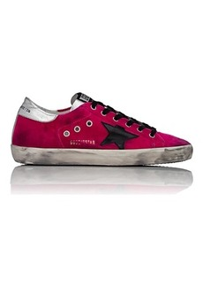 Golden Goose Women's Superstar Velvet Sneakers