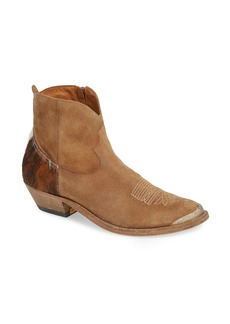Golden Goose Young Western Boot with Genuine Calf Hair (Women)