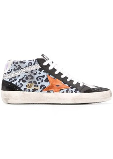 Golden Goose high-top trainers