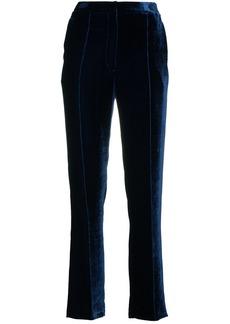 Golden Goose High waisted velvet trousers