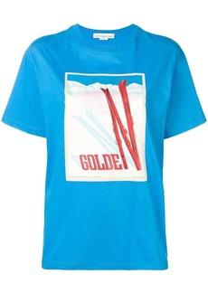 Golden Goose logo patch short-sleeve T-shirt