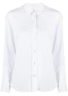 Golden Goose long sleeves paneled shirt