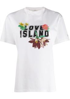 Golden Goose Love Island print T-shirt