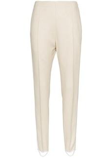 Golden Goose Maya slim leg trousers