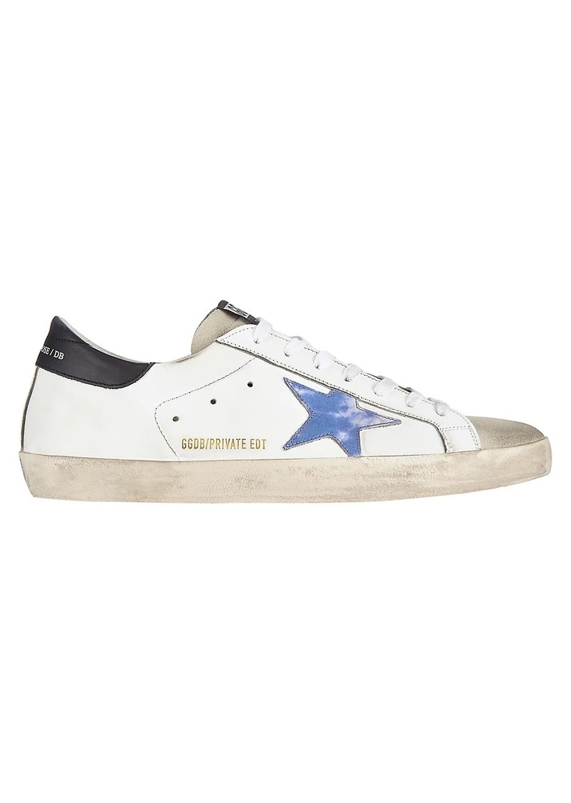 Tie-Dye Superstar Leather Sneakers | Shoes