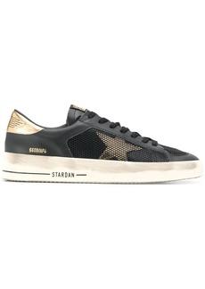 Golden Goose mesh upper sneakers