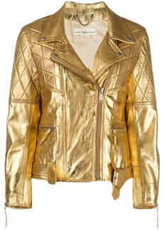 Golden Goose metallic jacket