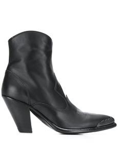 Golden Goose Nora metal plate boots