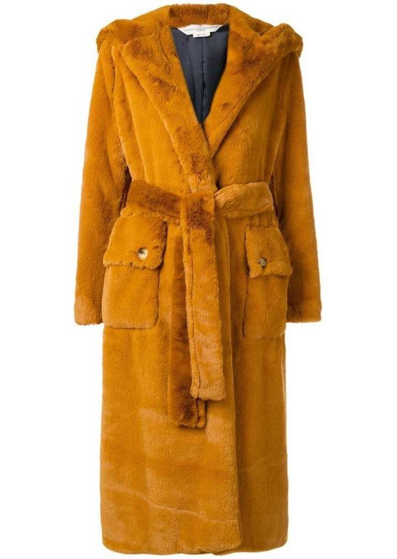 Golden Goose oversized hooded coat