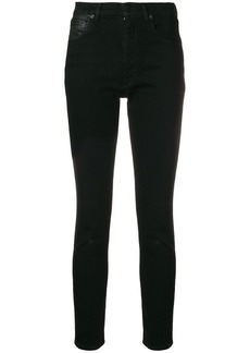 Golden Goose Pant Leggy cropped skinny jeans