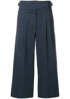 Golden Goose pleated cropped trousers