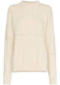 Golden Goose Rochere chunky knit merino wool jumper