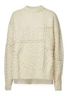 Golden Goose Rochere Merino Wool Pullover