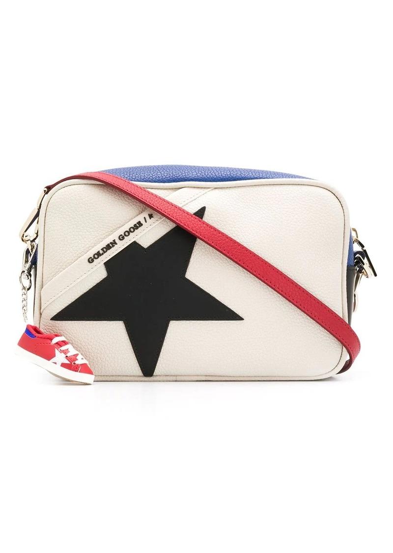 Golden Goose star cross body bag