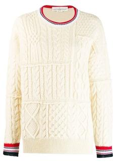 Golden Goose stripe detail sweater