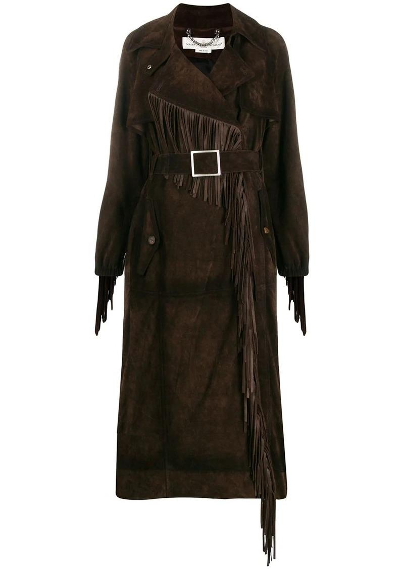 Golden Goose Sumire trench coat