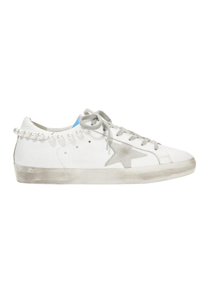 Superstar Pearl Hologram Sneakers - 40
