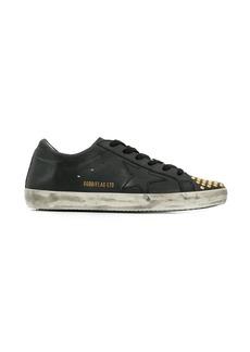 Golden Goose Superstar studded sneakers