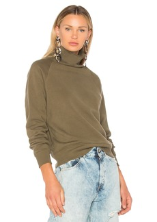 Golden Goose Tonia High Neck Sweatshirt