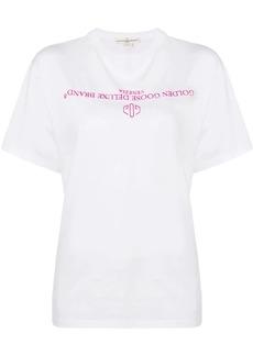 Golden Goose upside-down logo T-shirt