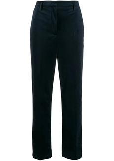 Golden Goose velvet straight trousers